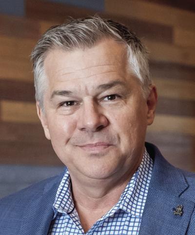Ostrom honored as 2020 distinguished alumni