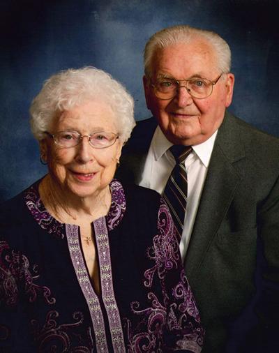 Irene and Raymond Uttech