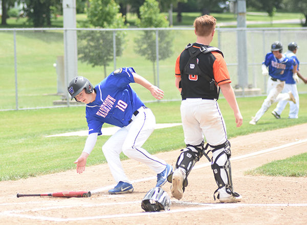 Oiler has six hits for Watertown at Tri-State Classic