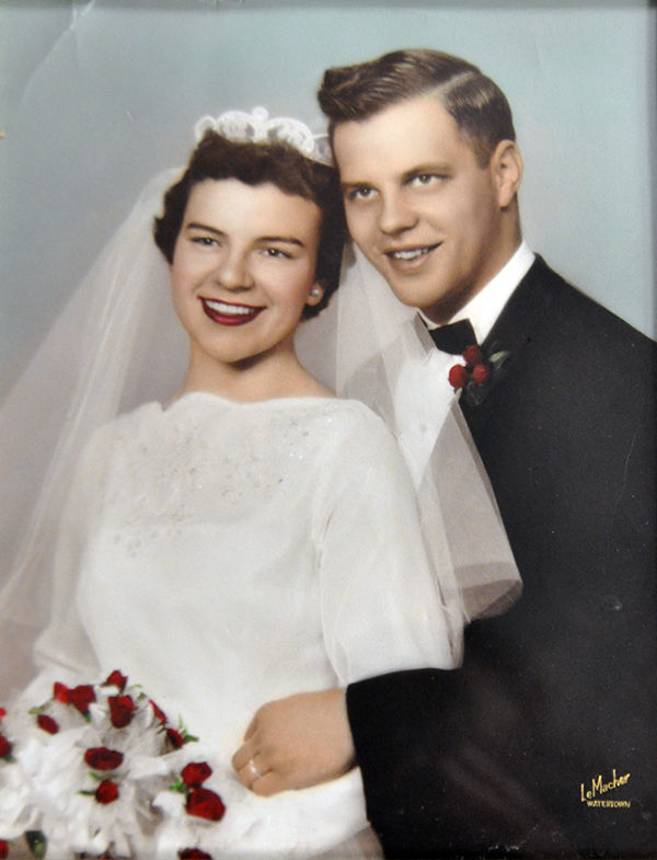 Dianne and John Wagner