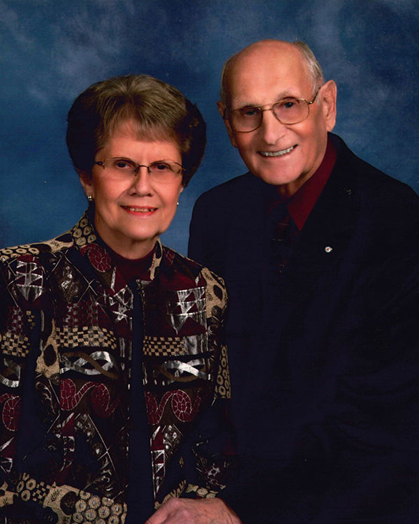 Delmar and Betty Roeseler