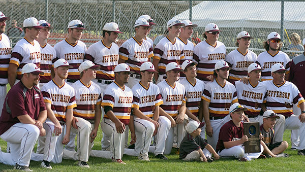 Jefferson reaches D2 state baseball tournament