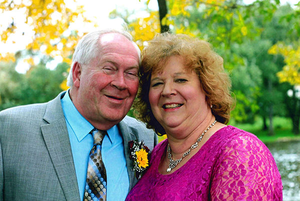 Bob and Wendy Lippert