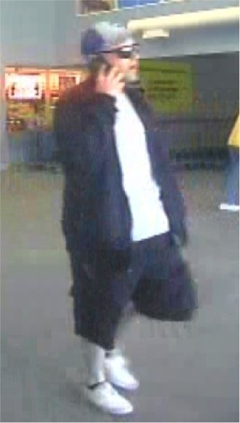 Police looking for shoplifter