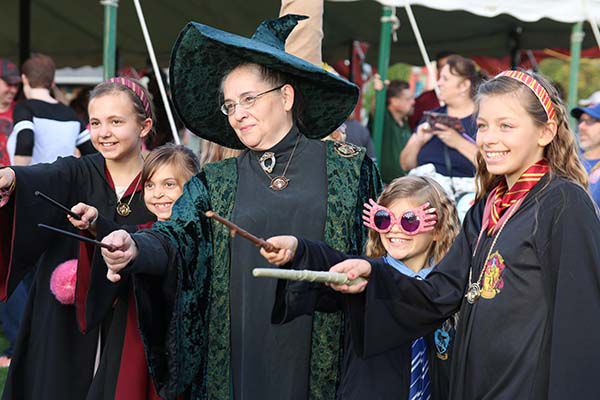 harry potter fest