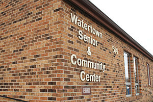 Watertown Senior and Community Center happenings