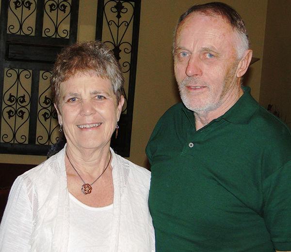 Gloria and Richard Hafemeister