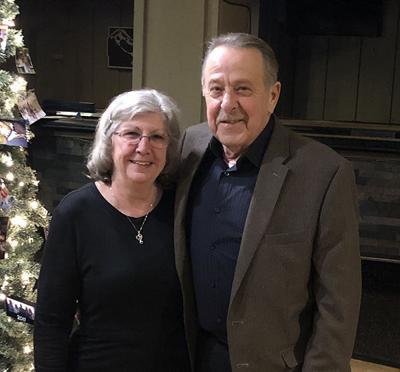 Sharyn and Robert Maxwell