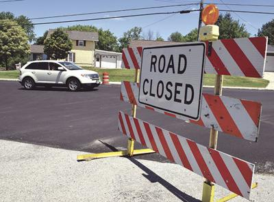Street opening set for July 19