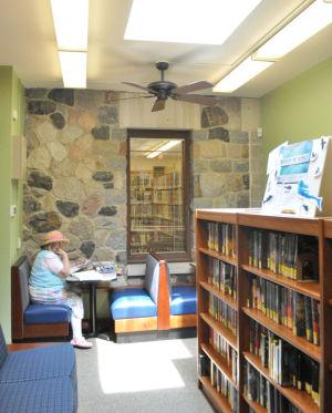 New renovations shine at L.D. Fargo Public Library
