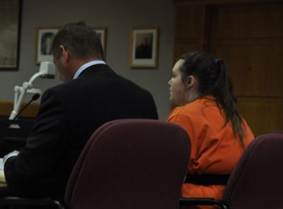 Woman gets 9 years in prison