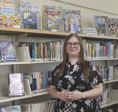 New Hustisford librarian ready to serve