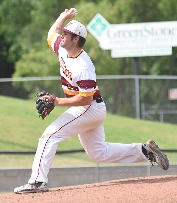 Drays strikes out five in state title game for Eagles