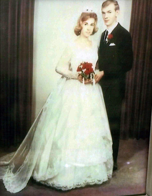 Rick and Sandy Wright