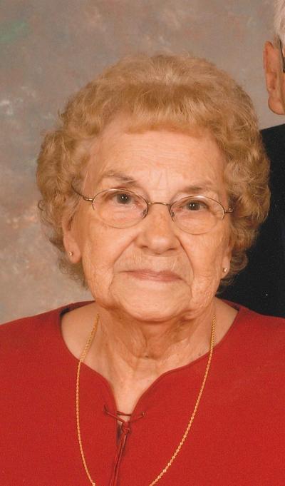 June 'Betty' Judd
