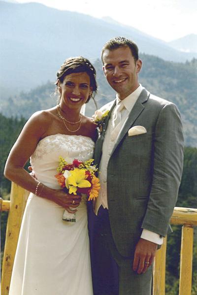 Sarah and Nick Morrison