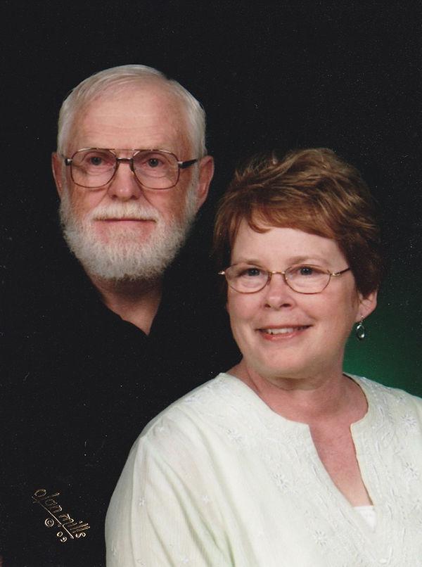 Richard 'Red' and Susan Walter