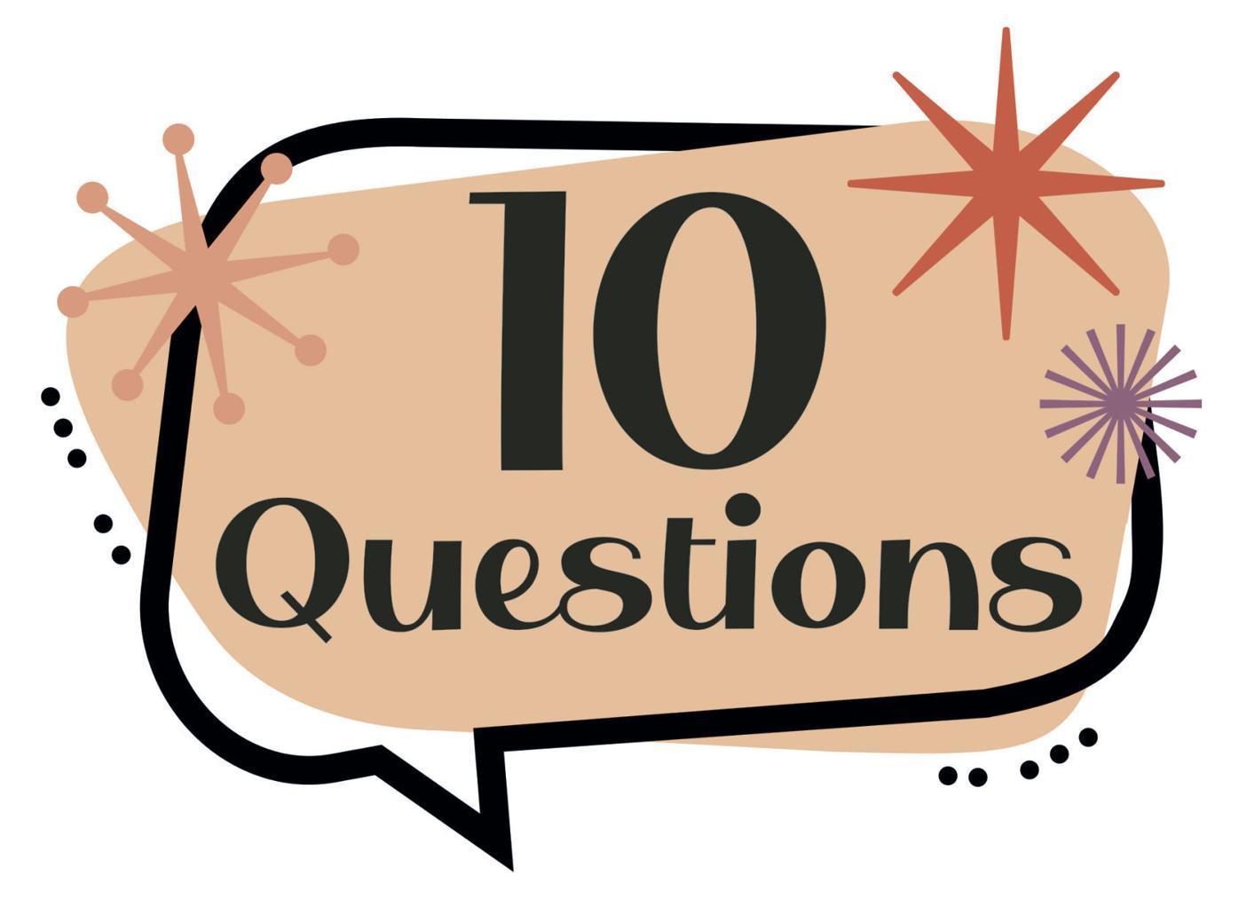 10 questions logo