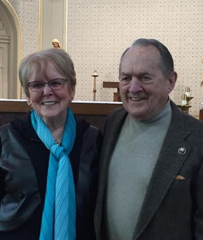 Shirley and Marvin Zeman