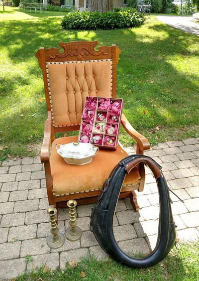 Octagon House to host antiques, art show