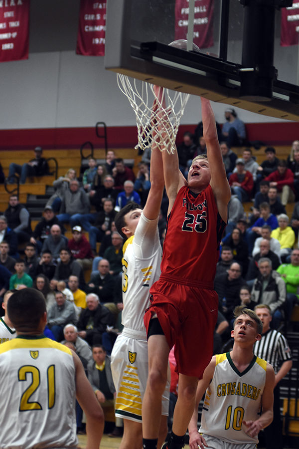 Hustisford falls to Sheboygan Lutheran in the sectional semifinals