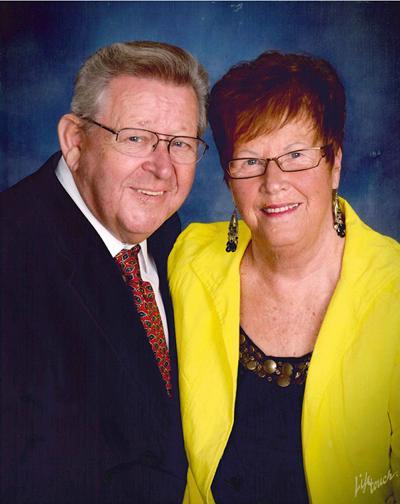 Oestreichs mark 60th wedding anniversary