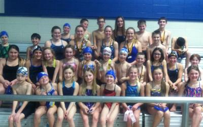 WAT swimmers