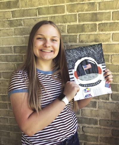 Watertown student wins art contest
