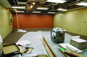 Madison College construction