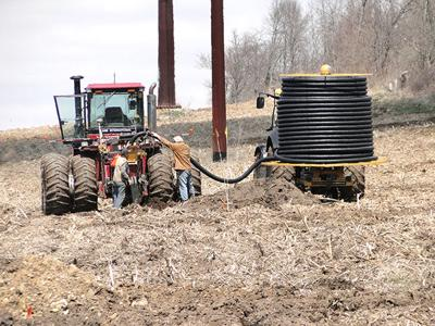 Farm Technology Days' field demos started as plowing contests in '54