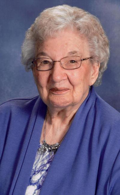 Ruth Roberta (Hohmann) Rosin