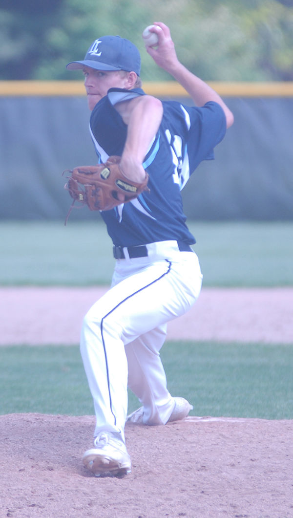 Ryan strikes out eight in six innings for Lakeside