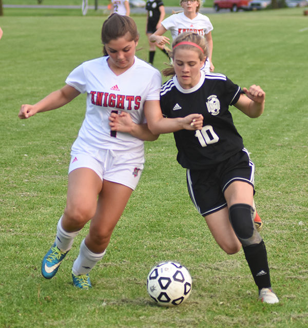 Blome scores first half hat trick for H/D