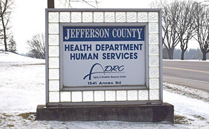 West Nile reported in Jefferson County