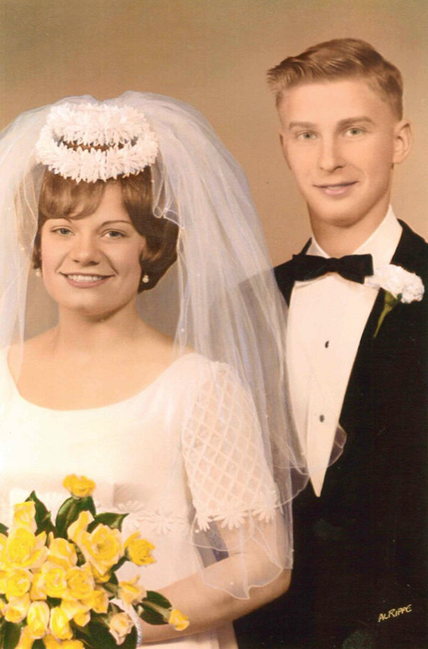 Diane and Richard Krebs
