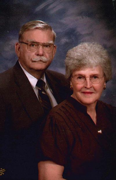 Robert and Beverly Webster