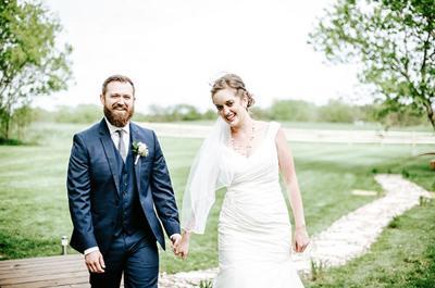 Justin and Kimberly Stevenson