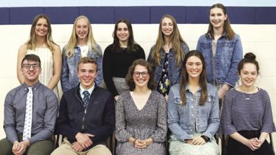 Academic top 10 announced at Lakeside