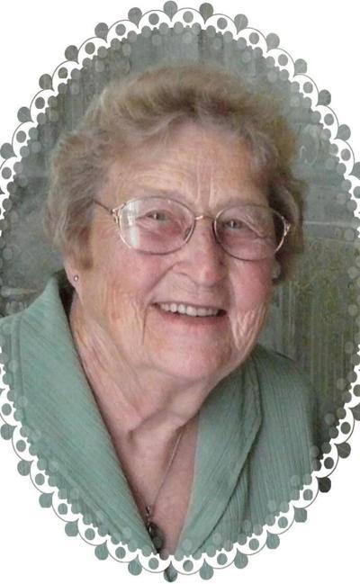 Shirley I. (Indermuehle) Hodgson