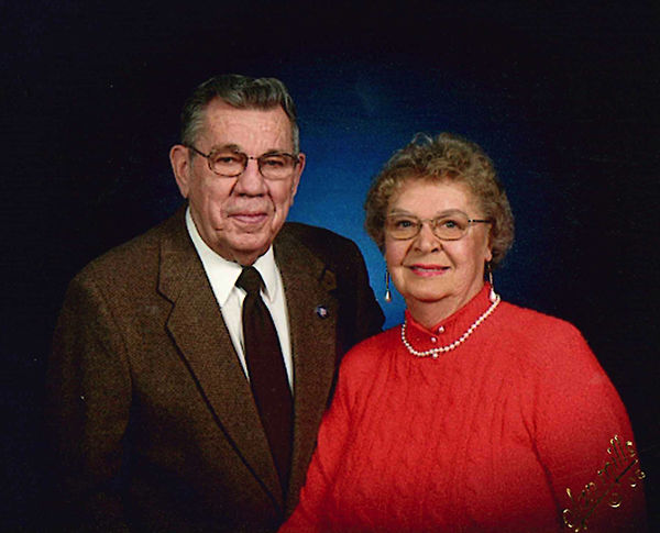 Kenneth and Lorraine Roeseler