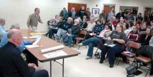 Dog ordinance changes draw crowd