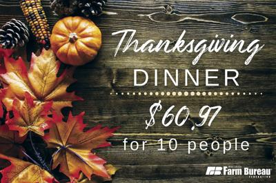 Despite COVID-19 challenges, Thanksgiving meal prices remain stable