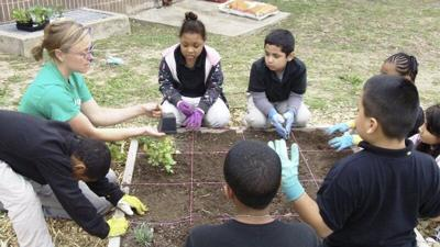 GROWING GREAT KIDS: Junior Master Gardener lessons inspire learning, respect for nature, service and more