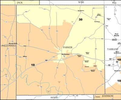 State Senate Districts