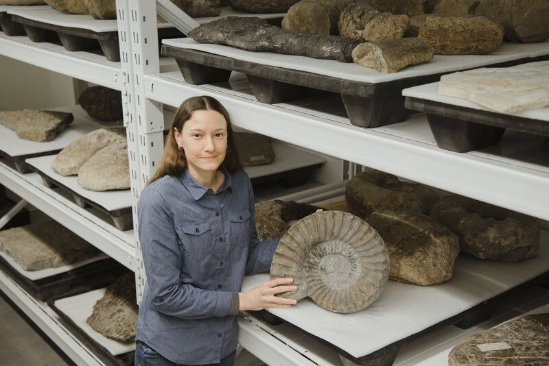 Former Lady Coyote now an Ivy League paleontologist