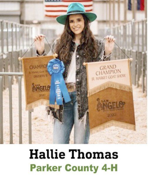 Two area graduates honored as outstanding AgYouth