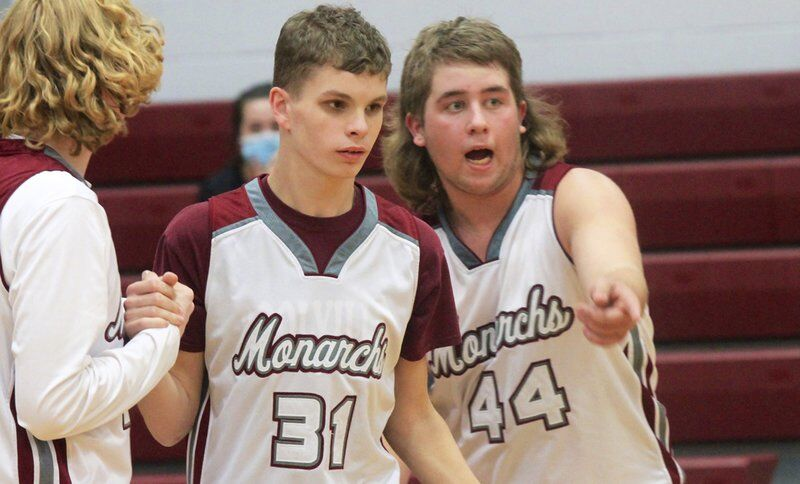 SCORING BIG: Basketball making a difference for one Monarch