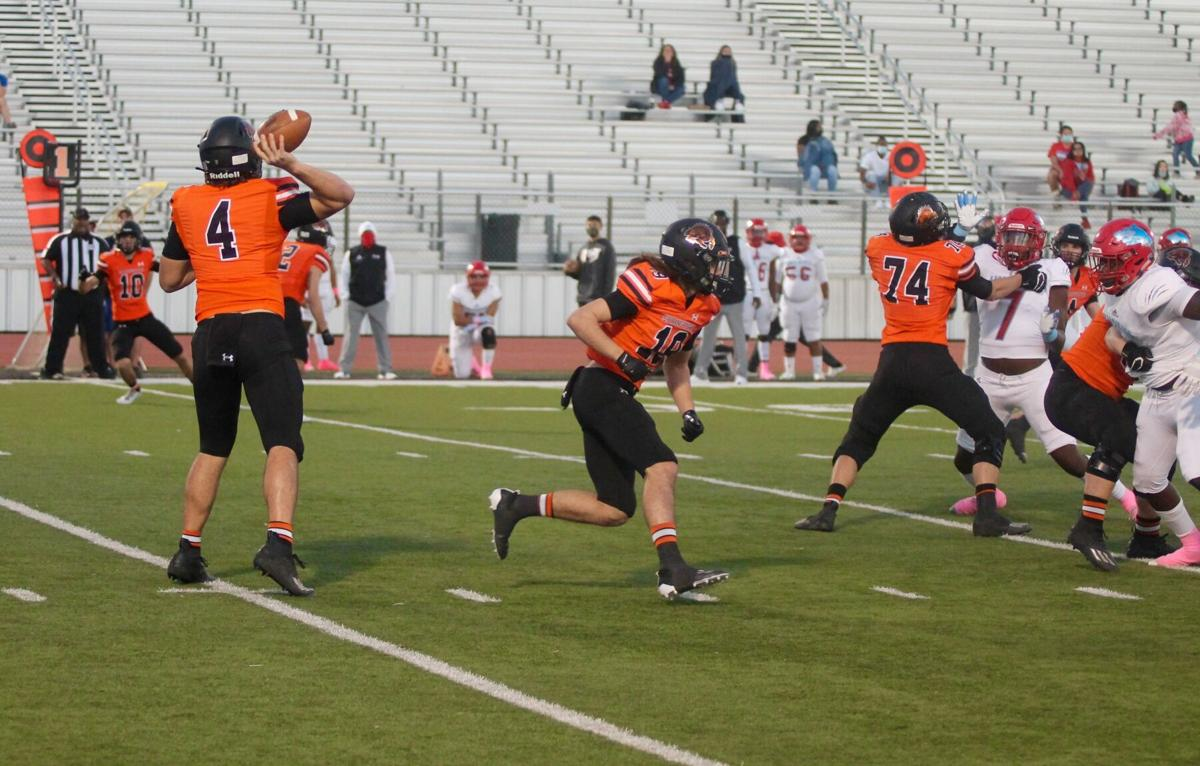 Camden tackle