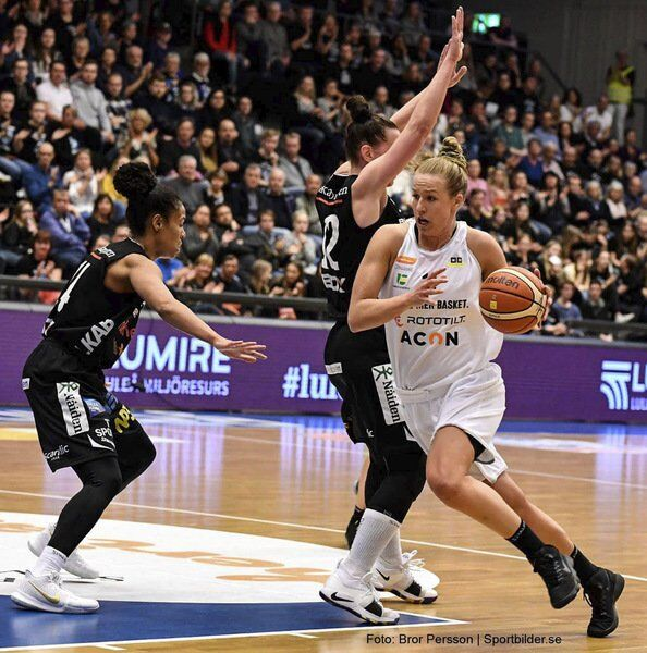 Former Lady Coyote continues pro career in Europe