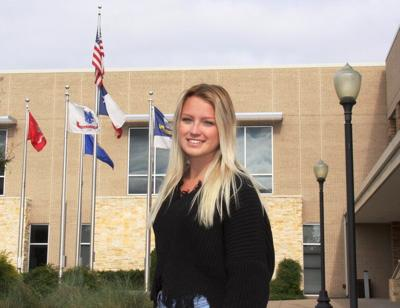 Brock valedictorian earns high school and WC degrees, heads to Marines